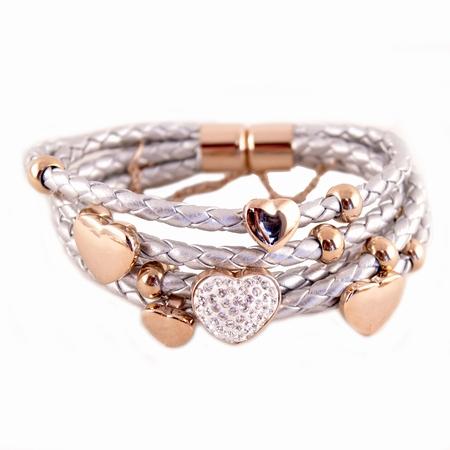 smykker rosaguld
